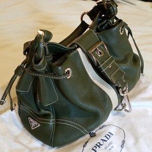 Prasad over the shoulder handbag